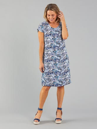 Angie Dress - Reversible
