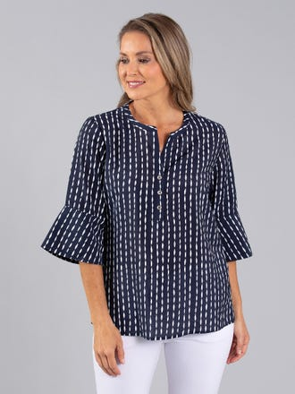 Hasset 3/4 Sleeve Blouse