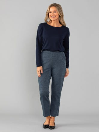 Mavis Short Length Pant