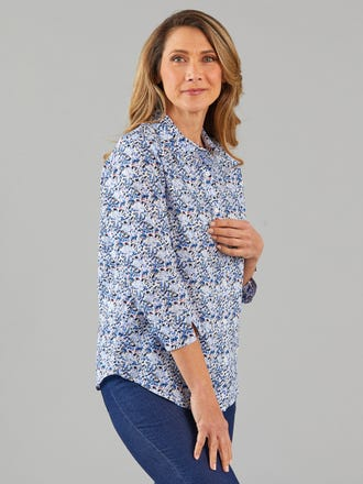 Ailani 3/4 Sleeve Shirt