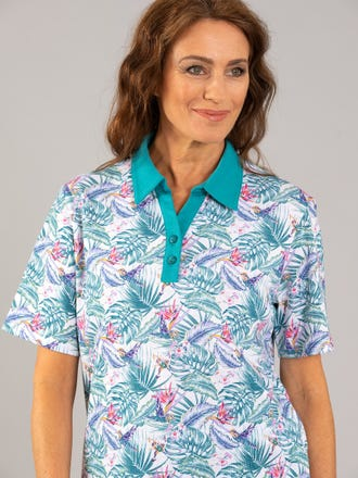 Bird Of Paradise Polo