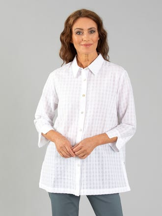 Ahla 3/4 Sleeve Shirt