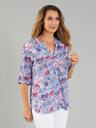 Andelon 3/4 Sleeve Shirt