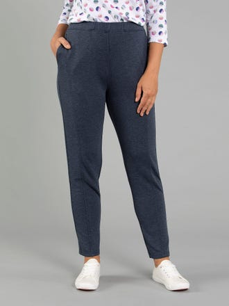 Merryn Plain Short Length Pant