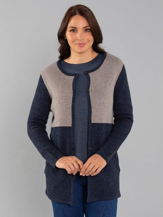 Essex  Knit Cardigan