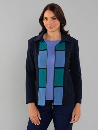 Oxley Panel Jacket