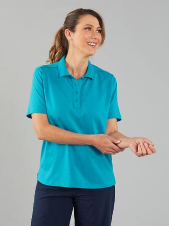 Kinnersly Polo Top