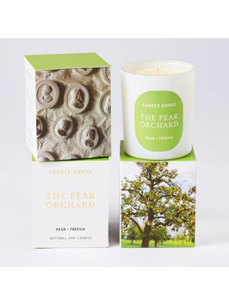The Pear Orchard Med Candle