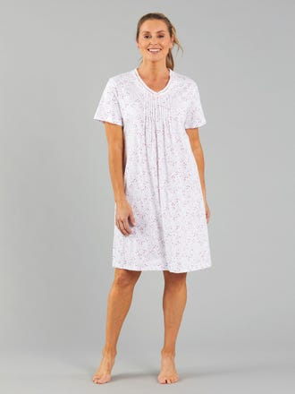 Fleurette Short Nightie
