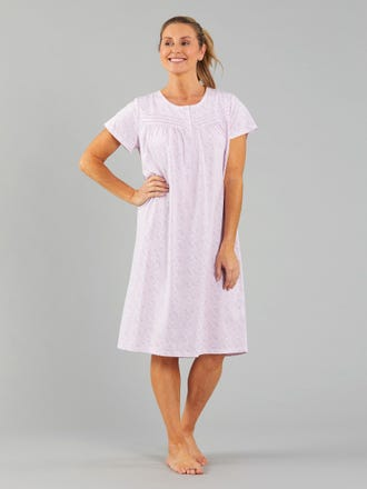 Hira Long Nightie