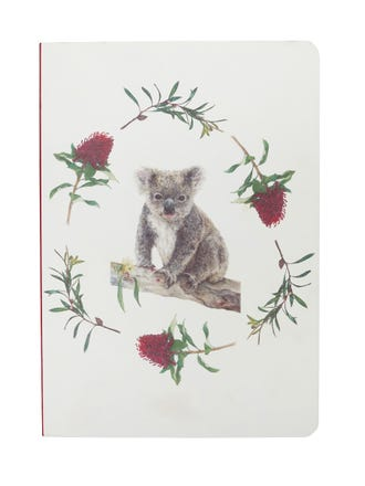 Koala & Wombat Journal
