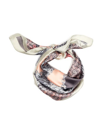 Floral Chain Neckerchief