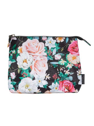 Toiletry Bag Winter Rose