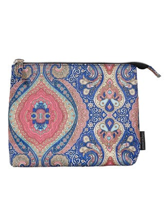 Toiletry Bag Paisley