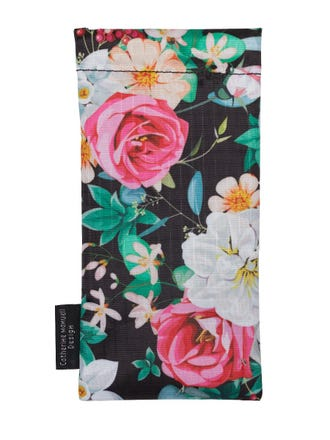 Spectacle Case Winter Rose