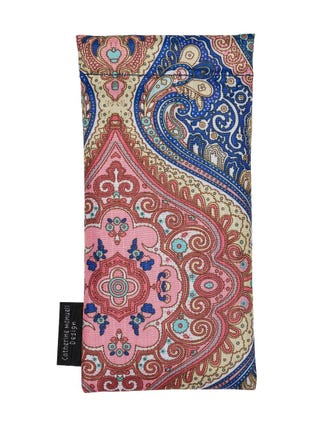 Spectacle Case Paisley
