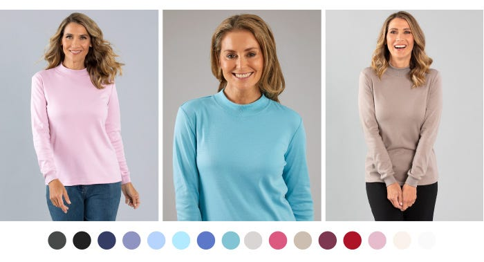 Discover the Winterlock Skivvy
