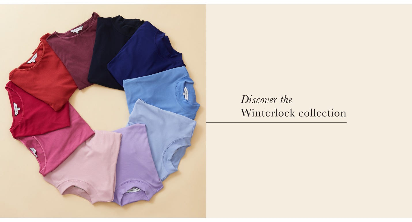 Discover the Winterlock Collection